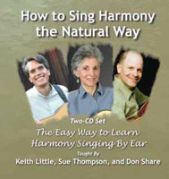 Learn How to Sing Harmony the Natural Way